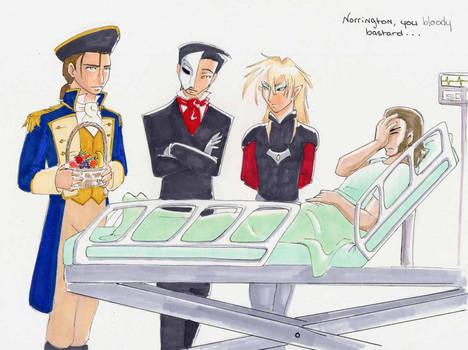 Roommates 17 - Hospital