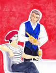 Roommates: Vive la France