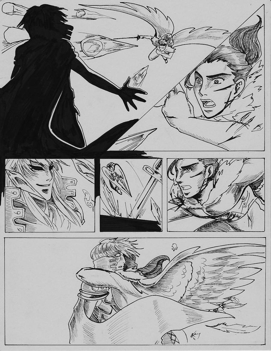 Roommates - Such Stuff As Dreams Are Made On 36 by AsheRhyder