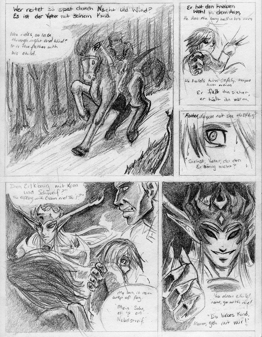 Der Erlkonig 1 by AsheRhyder