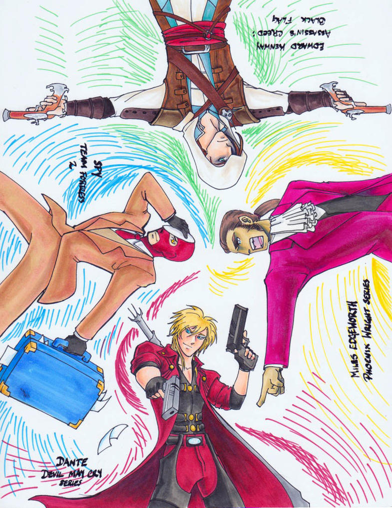 Anime Characters In Ready Player One : Halloween ready player one by asherhyder on deviantart