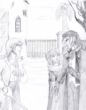 A Grave Confrontation