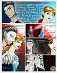 Phantom Comic Page 5: Finale