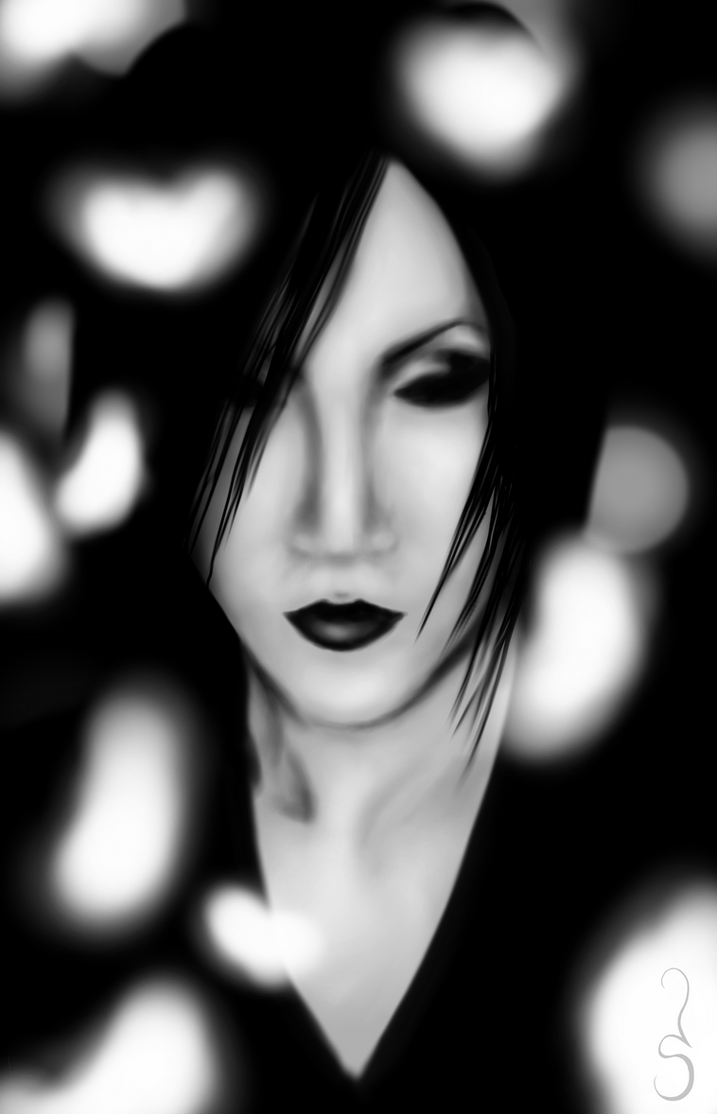 Uruha ~ To Dazzling Darkness by Shaydor