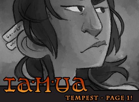 New page! by ianuae