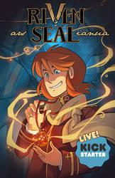 Kickstarter for Volume 1! by ianuae