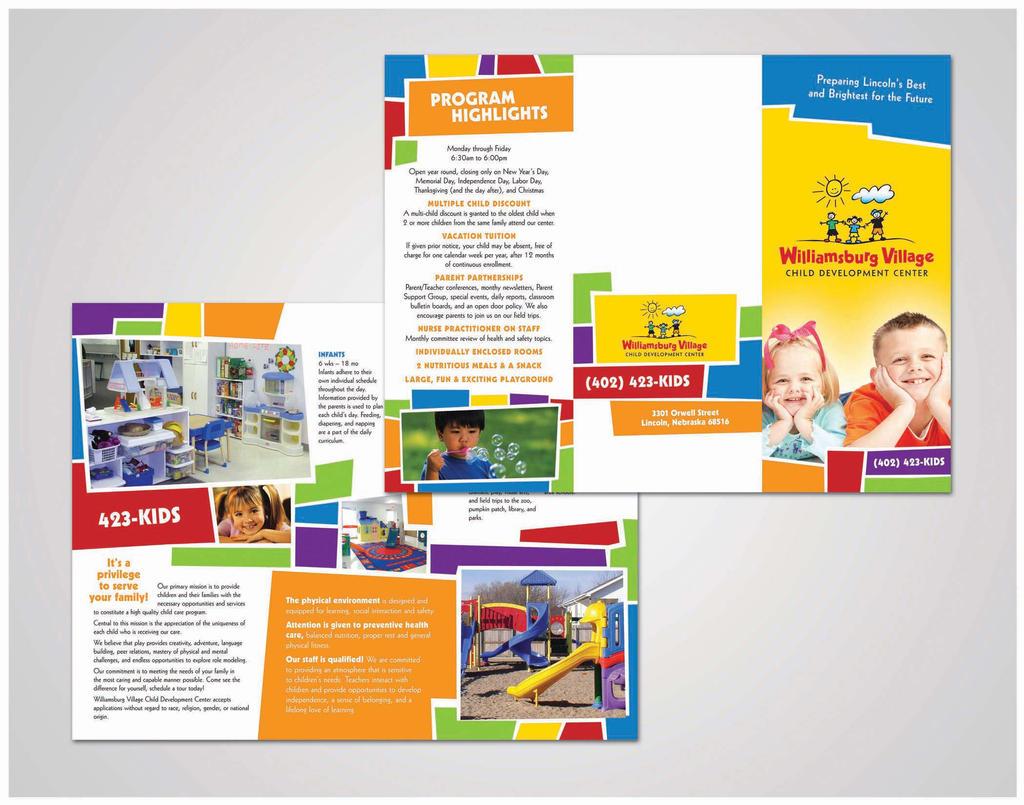 Child Development :: brochure