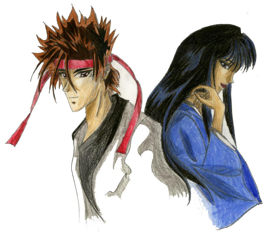 sanosuke and megumi relationship quotes