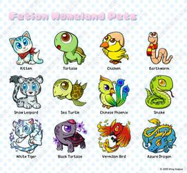 Fetion Homeland Pets