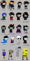 Homestuck According to Nichole by x-Sprockette-x