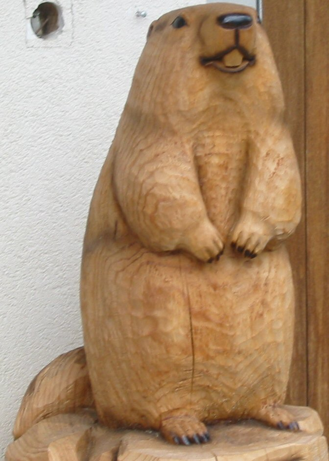 Images about carved tree stumps on pinterest