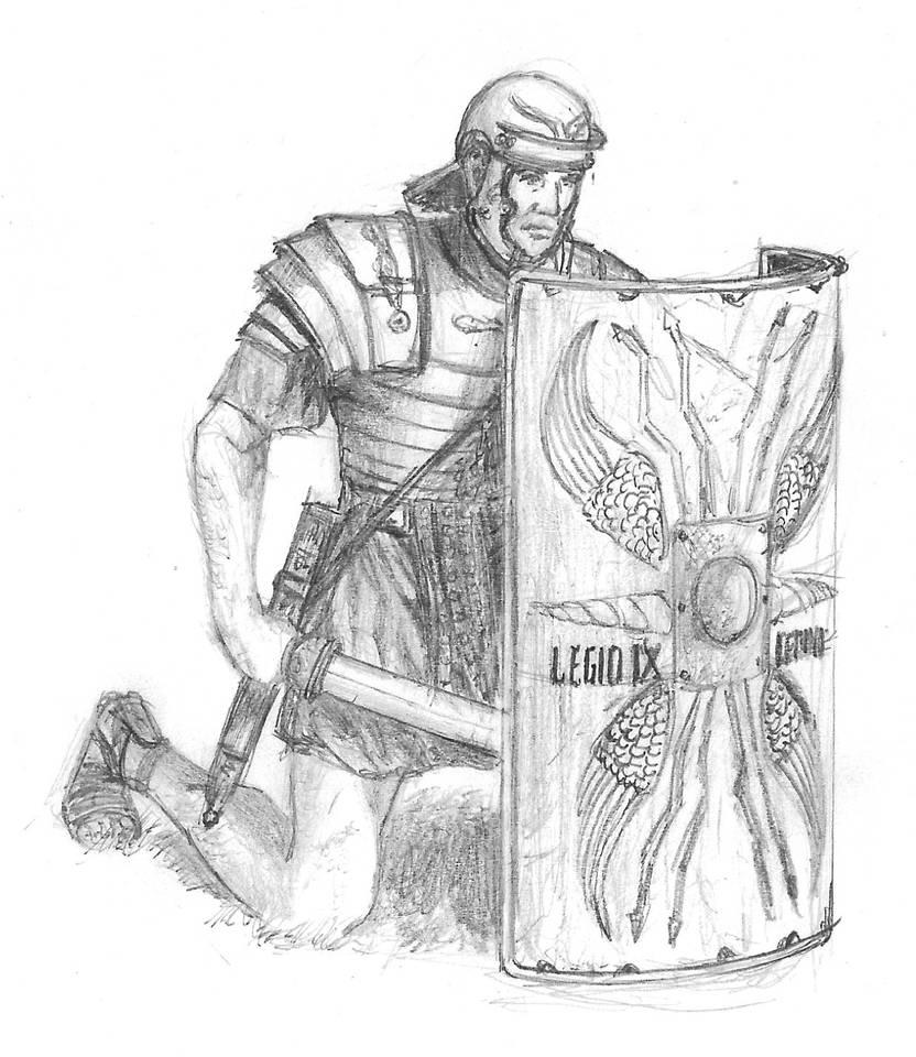 Miles Legionii sketch