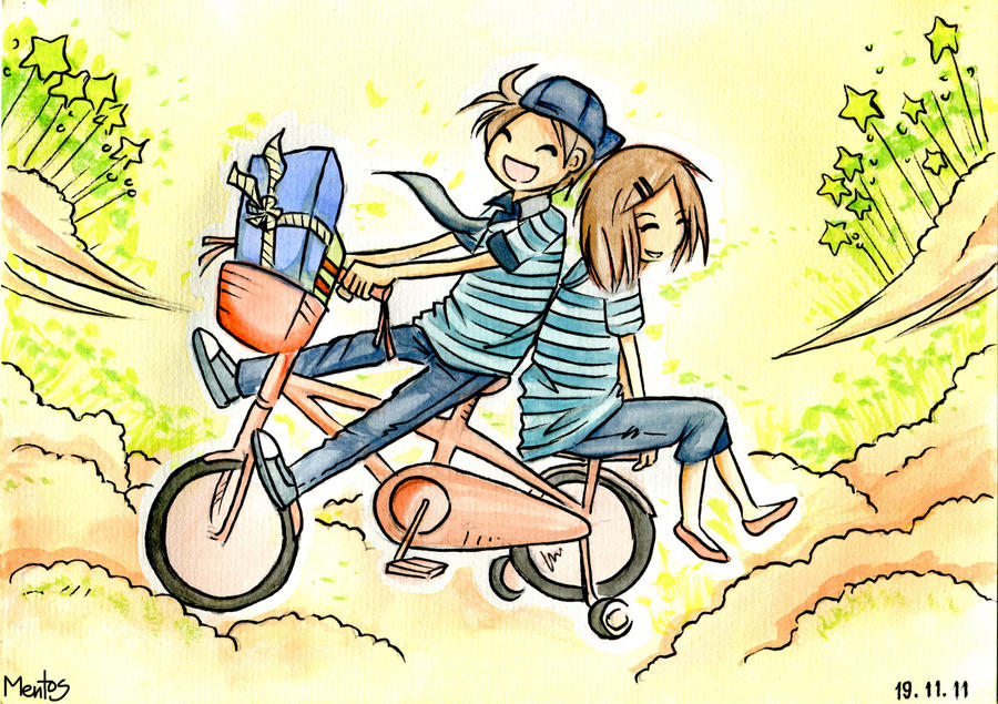 Bike by Menstos