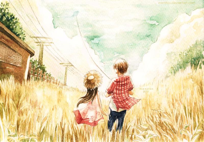 Sunny Day ( Happy Valentine 3 ) by Menstos
