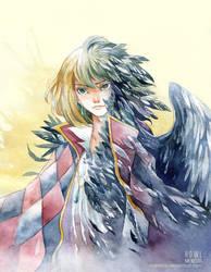 Howl by Menstos