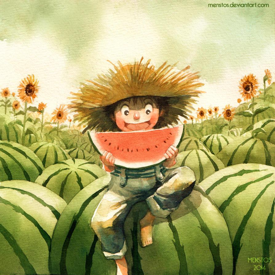 Watermelon by Menstos
