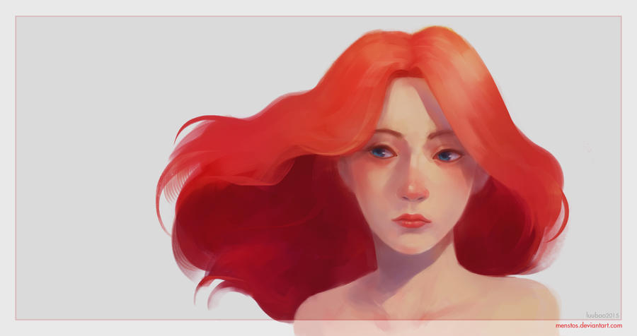 Red by Menstos