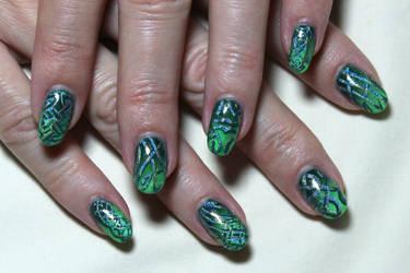 Green Ajah by kwsapphire