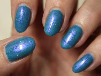 Blue Ajah by kwsapphire
