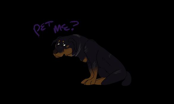 pet me?