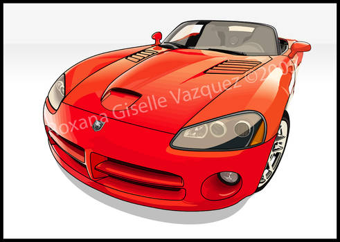 Viper SRT-10 Roadster