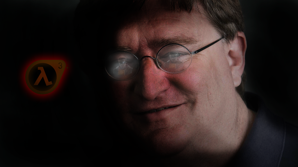 gabe newell wallpaper - photo #15