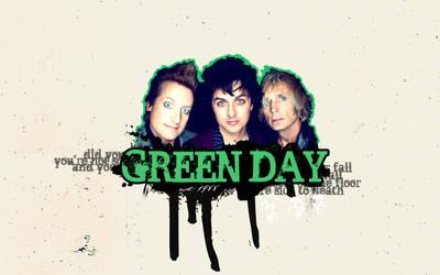 X-Kid/Green Day Wallpaper