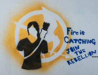 Mockingjay Rebellion Propo by elninja