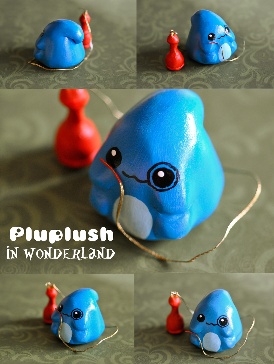 Pluplush Caterpillar by Superpluplush