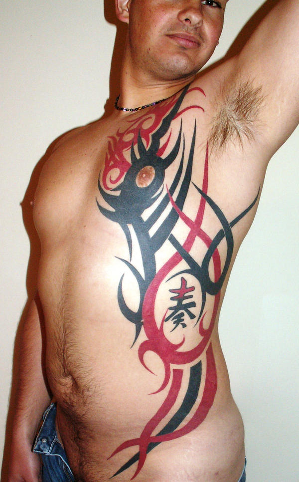 Finding the best male tattoo for your body is not an easy task.