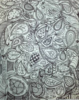 crazy paisley by Heidipickels