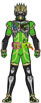 Kamen Rider Scroller (Cross Gamer LV X)