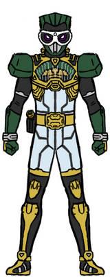 Kamen Rider Combi (War Gamer LV50)