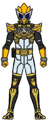 Kamen Rider Combi (Warrior Gamer LV50)