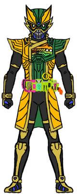 Kamen Rider Scroller (Endless Musou Gamer LV 99)