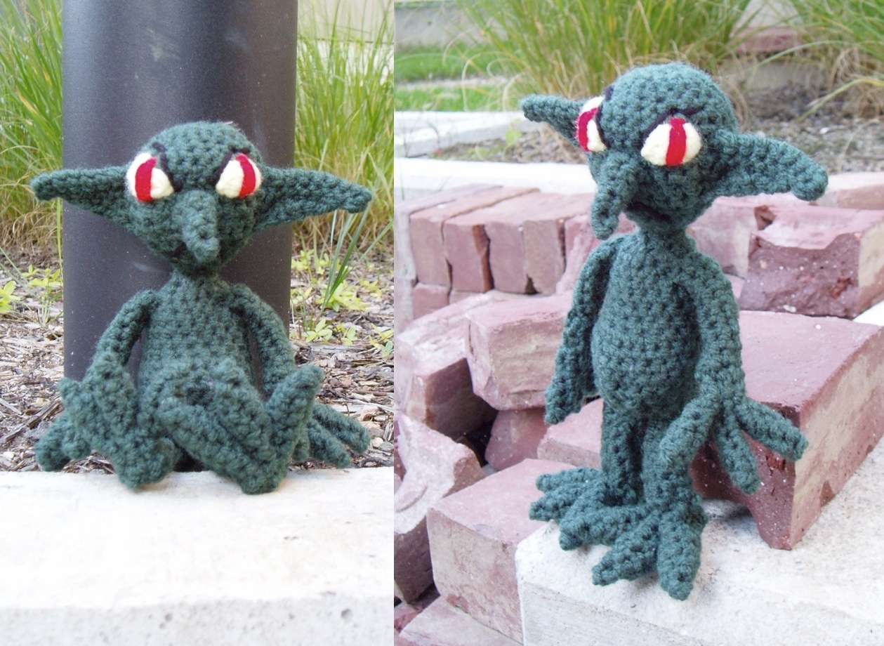 Goblin Minion by Ayakitsune
