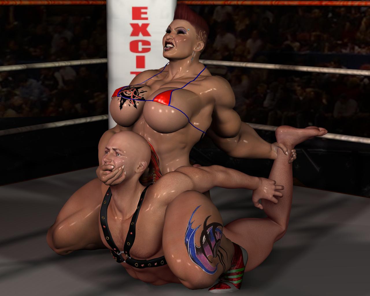 Glow wrestlers bisexual