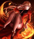 Elsword - Rena's Commission by NeKoruu
