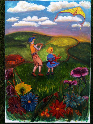 CHILDREN: Petr and Julianna by MurLik