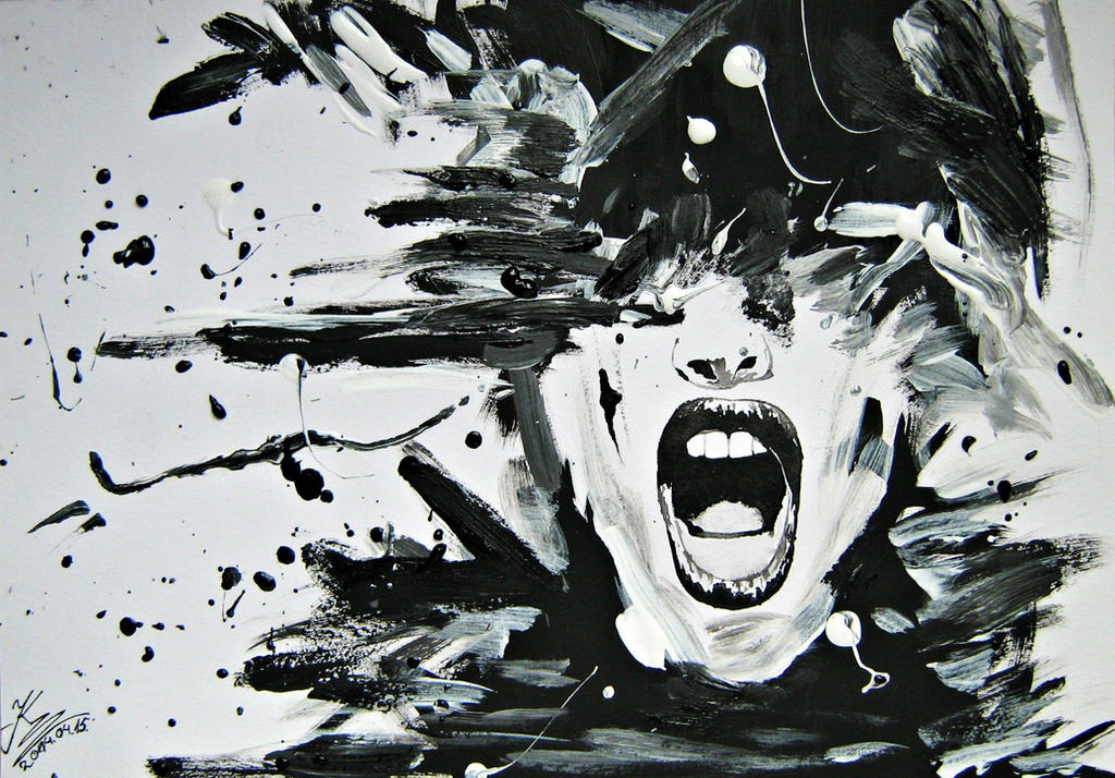 anger painting - photo #12