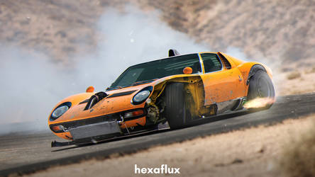 Miura Missile by hexaflux