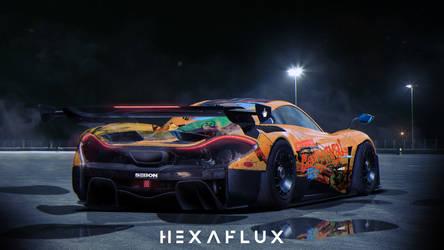 Huayra/P1 VANDAL by hexaflux