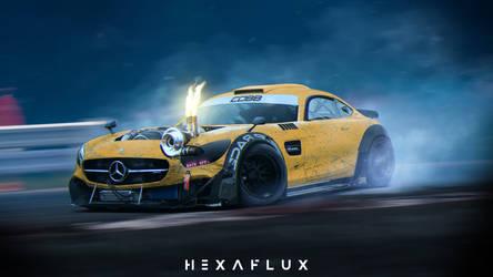 German Rage by hexaflux