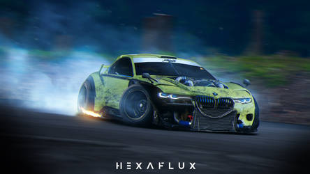 Bimmer Missile by hexaflux