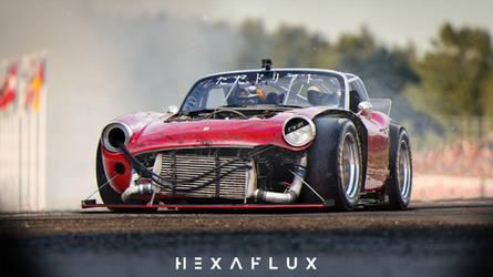 250 GT California by hexaflux