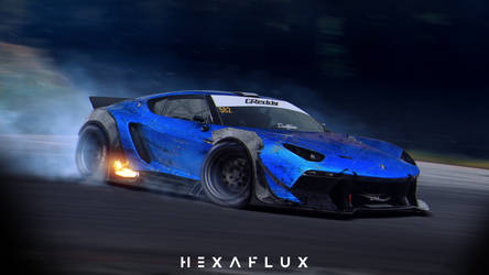 Asterion by hexaflux