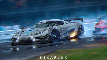 Agera by hexaflux