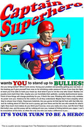CaptainSuperheroPSA2