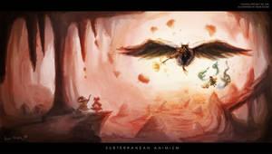 Subterranean Animism by NearEsven