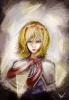 Alice Margatroid by NearEsven